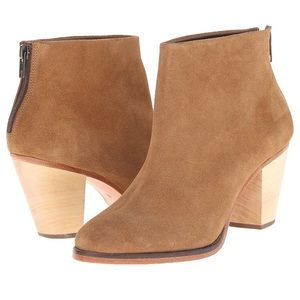 Rachel Comey  Prose Boot Russet Suede size 9